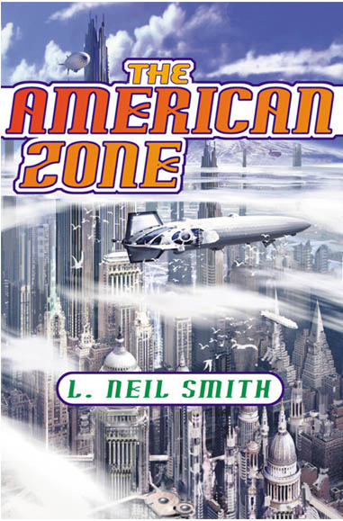 [Cover of The American Zone]