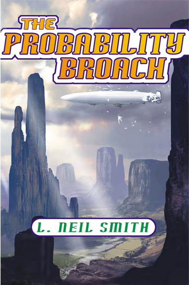 [Cover of The Probability Broach tradepaperback]